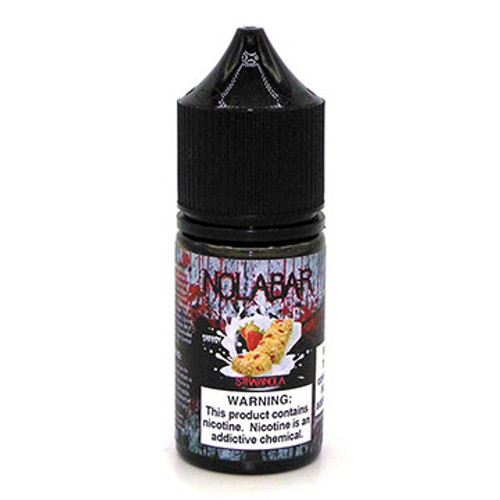 Nola Bar Strawnola by Sad Boy Salts (30ml) Thumbnail Sized