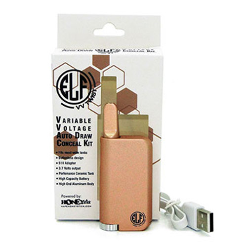 ELF Twist VV Mini Alternative Kit (Honey Stick) Thumbnail Sized