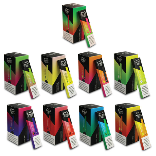 Puff Bar Disposable Device (Single) Multiple Flavors