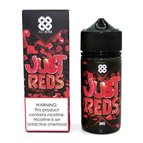 Just Reds (100ml) by Alt Zero Thumbnail Size