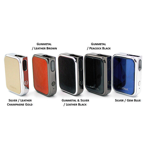PRANA 12W Pod Kit (Lost Vape) Colors With Names