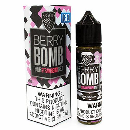 Iced Berry Bomb (60ml) VGOD Thumbnail Sized