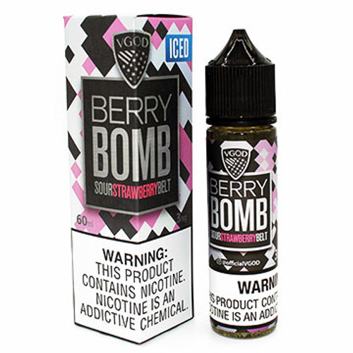 Iced Berry Bomb (60ml) VGOD Thumbnail Sized