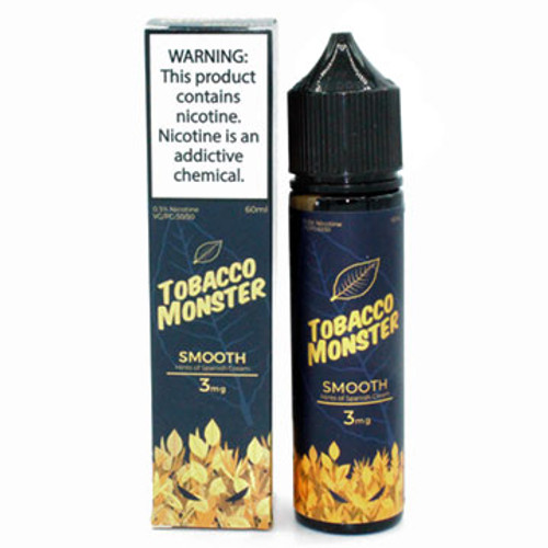 Smooth Tobacco (60ml) Jam Monster Thumbnail Sized