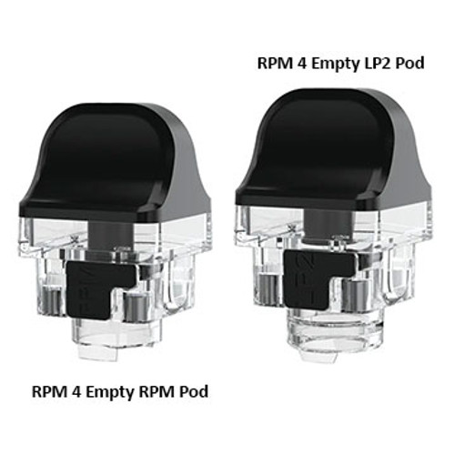 RPM Empty Replacement Pod (3 Pack) SMOK Thumbnail Sized