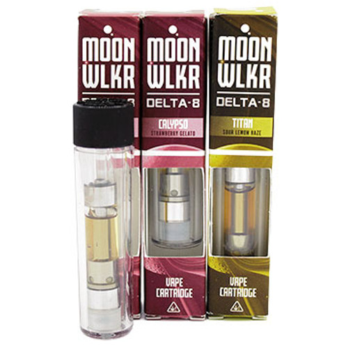 MOONWLR Delta 8 (800mg) Cartridge Singles Thumbnail Sized
