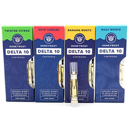 HONEYROOT Delta 10 Cartridge Thumbnail Sized