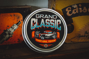 Traditional Pomade