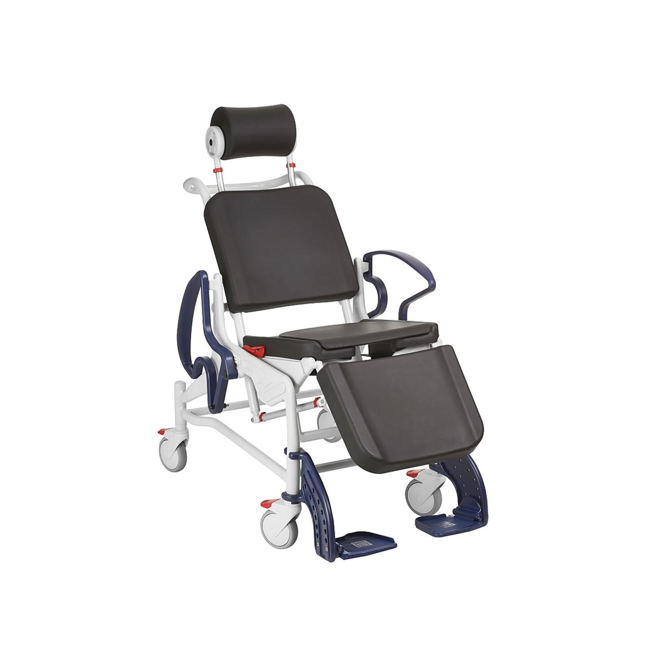 Rebotec Phoenix Tilt In Place Comfort Shower Commode Chair