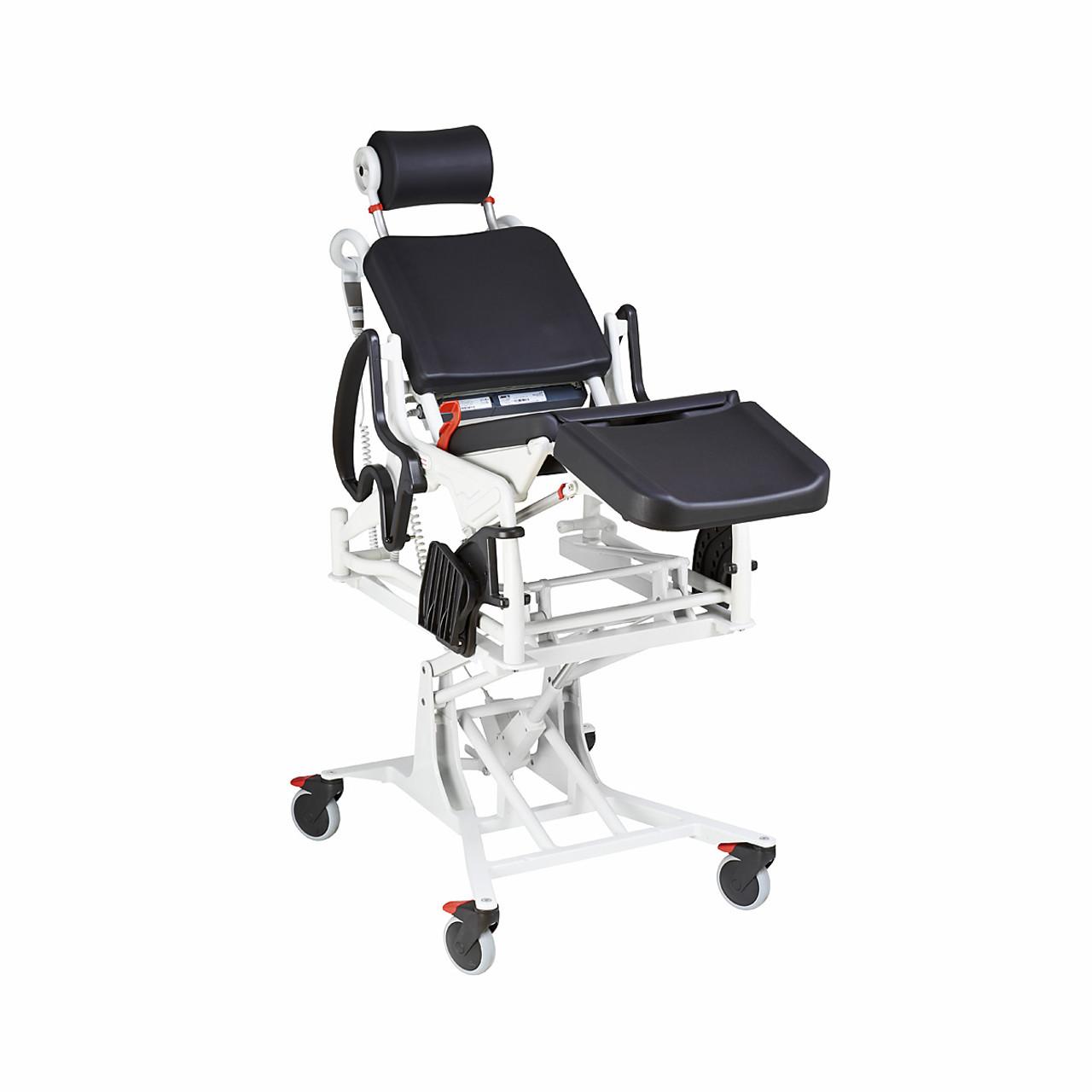 Rebotec Electric Tilt Lift Power Commode Shower Chair
