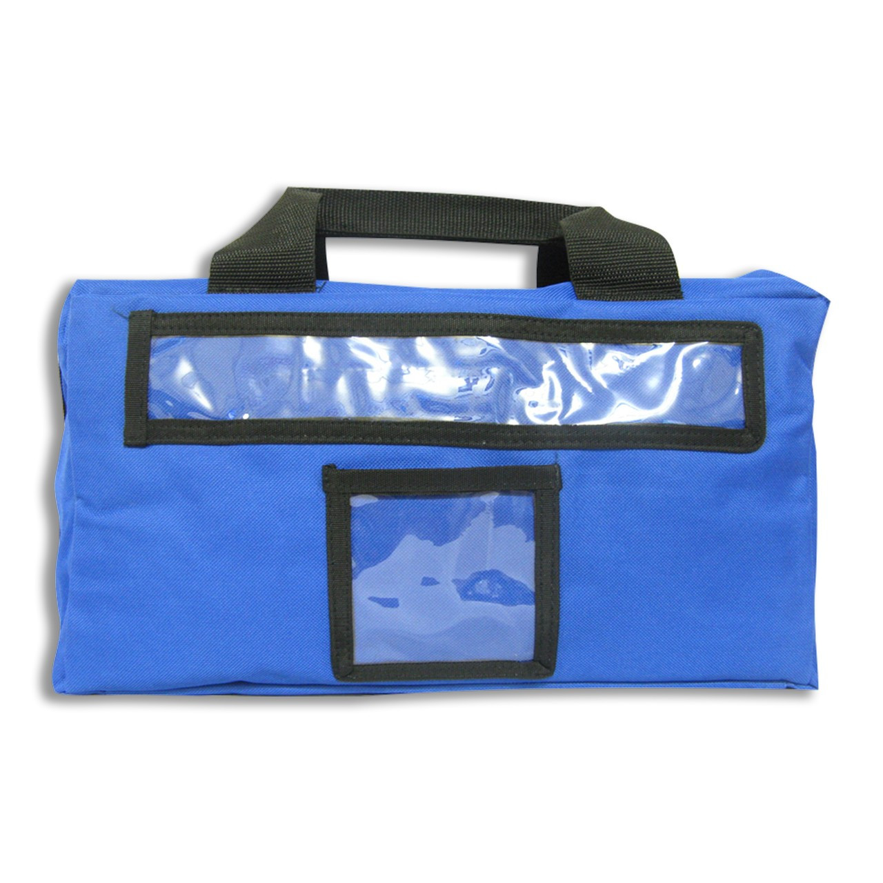 Empty Large First Aid Bag Blue
