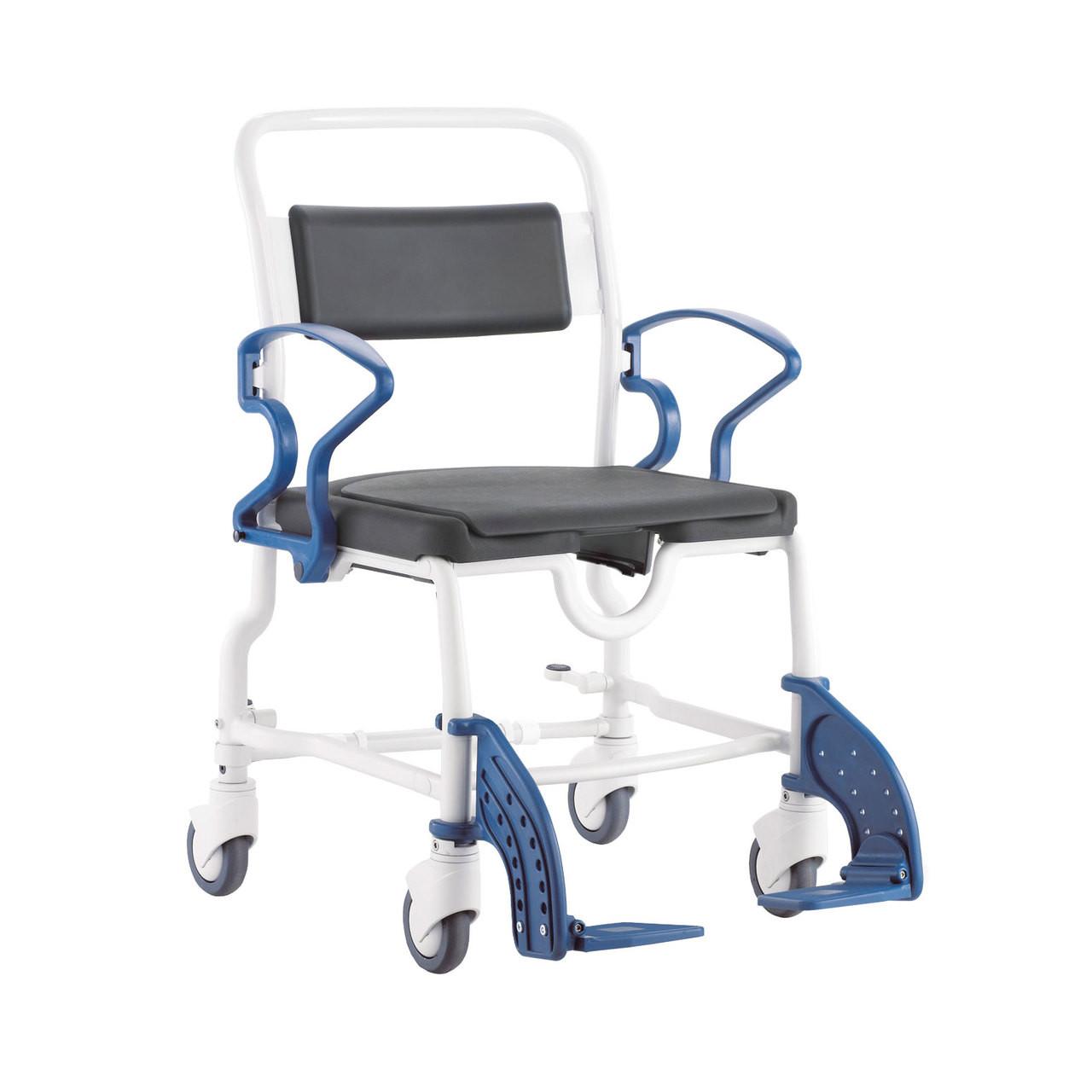 Rebotec Denver Bariatric Shower Commode Chair