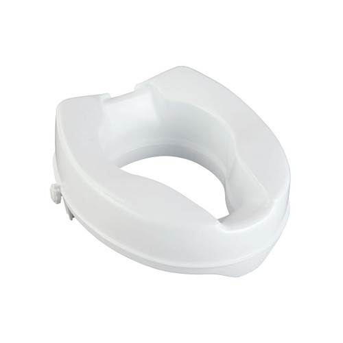 Fixed Height Toilet Seat Riser