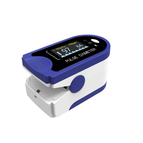 Finger Tip Pulse Oximeter Image one