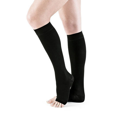 Compression Stockings – Black, Class I