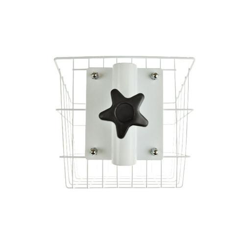 IV Pole Wire Basket