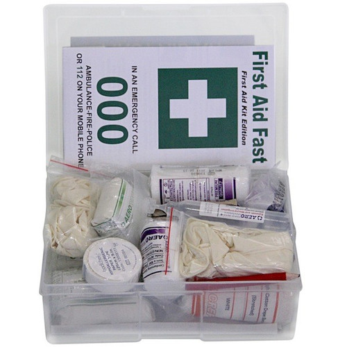 Model 6 First Aid Kit - Vehicle Small Image One