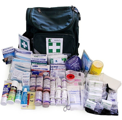 Model 9 Backpack First Aid Kit Image One