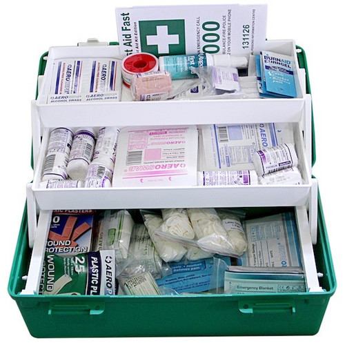 National Workplace First Aid Kit Small Portable