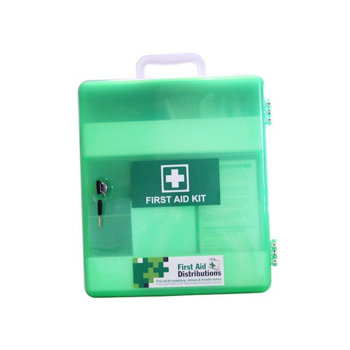 National Workplace First Aid Kit High Vis