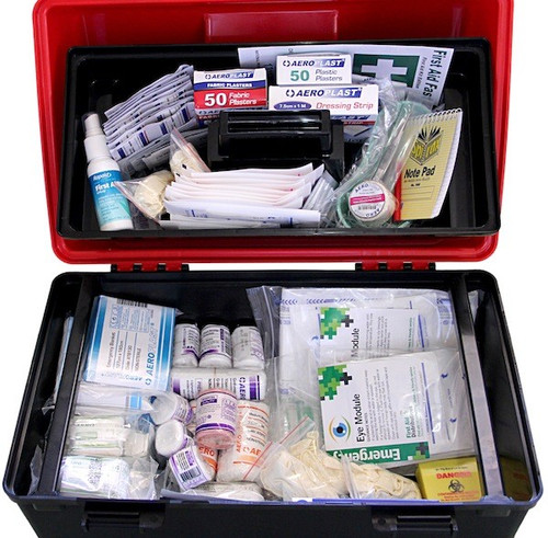 National Workplace First Aid Kit - Portable Medium Model 7M
