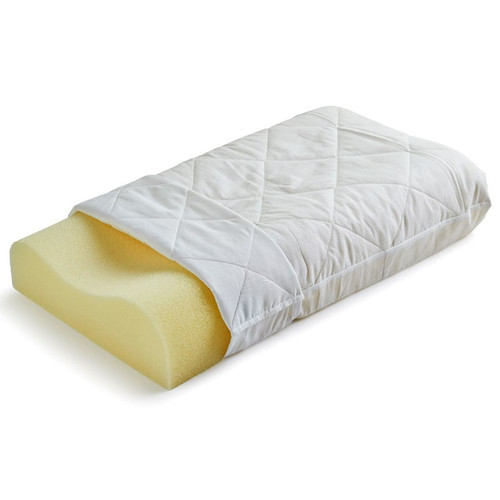 Contour Therapeutic Pillow with cover