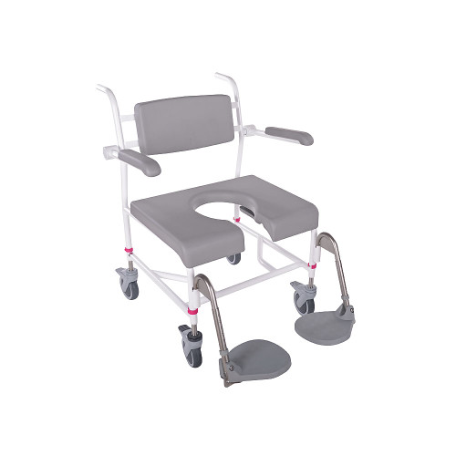 M2 200 Kg Shower Commode Chairs