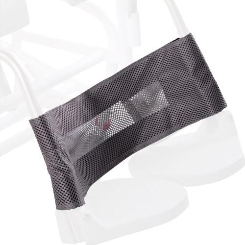 Commode Calf Rest Net Weave