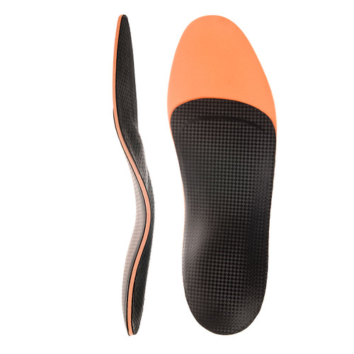 DJMed Signature Executive – Dress Shoe Leather Insoles Image One