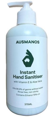 Hand Sanitiser Ausmanos