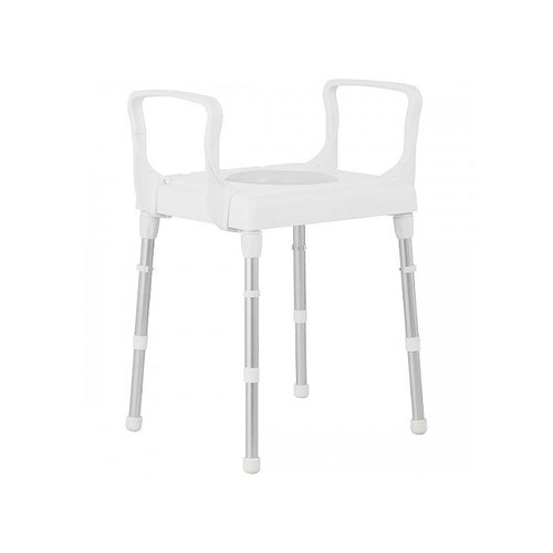 Over Toilet Seat Frame Image