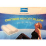 Contour Memory Foam Pillow Pack