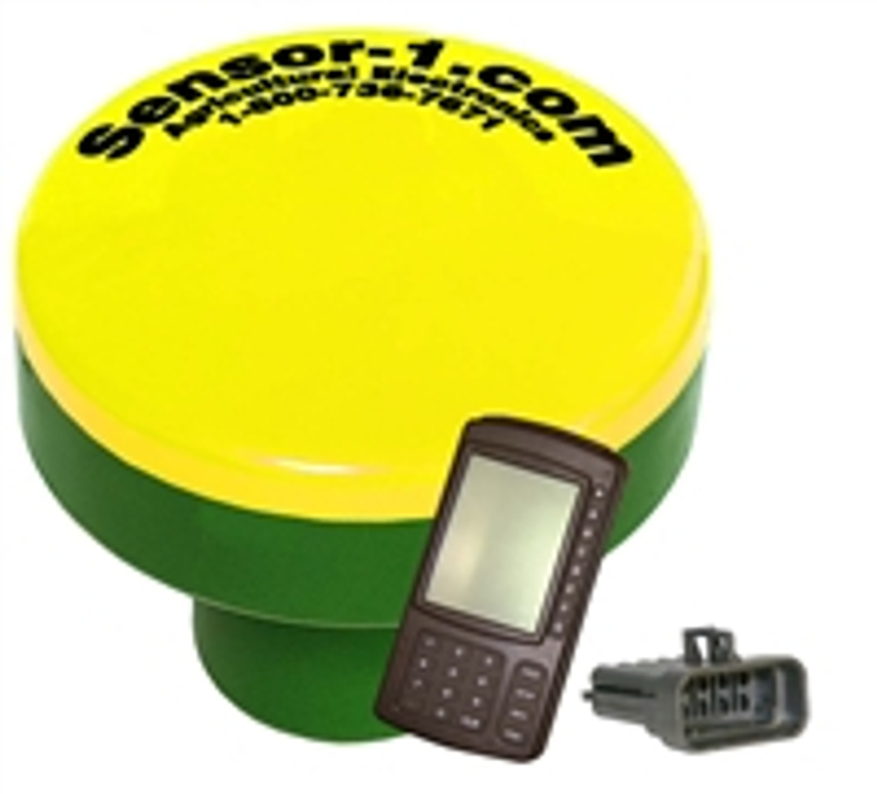 Sensor-1 A-DS-GPSMD-D5-BLK-4 Black