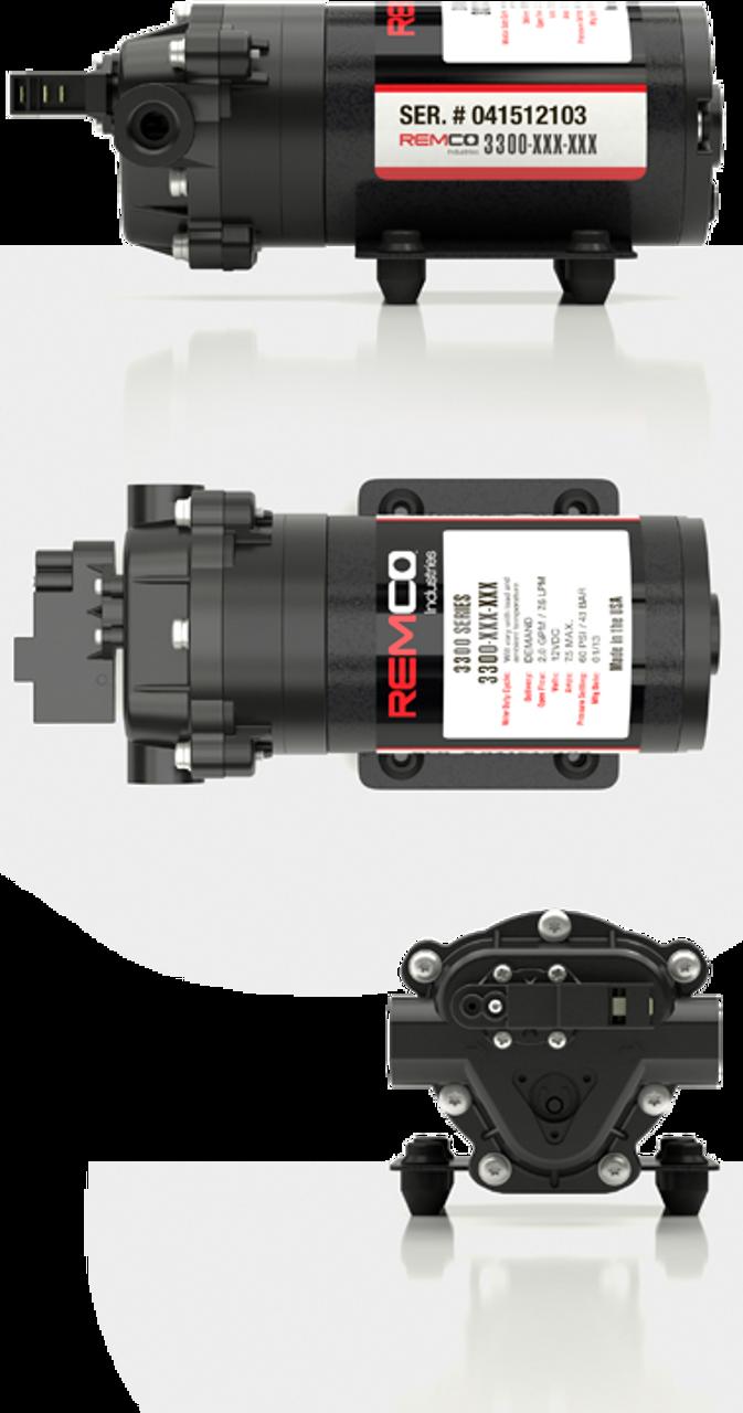 Remco 5500 Series ProFlo Demand Pump 5537-1E1-65C