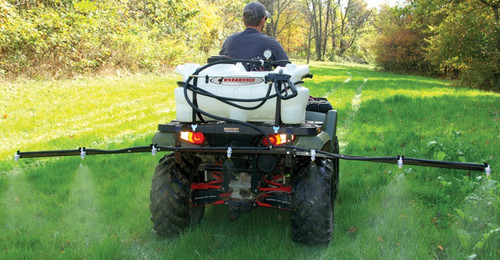 workhorse 25 gallon deluxe atv 7 nozzle sprayer barndoor ag