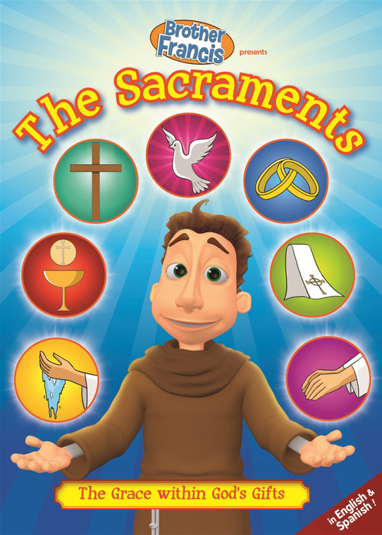 Brother Francis - The Sacraments DVD