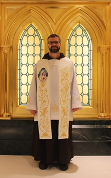 Our Lady of Fatima Stole