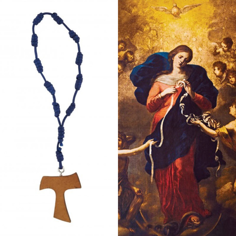 Our Lady Untier of Knots One Decade Rosary