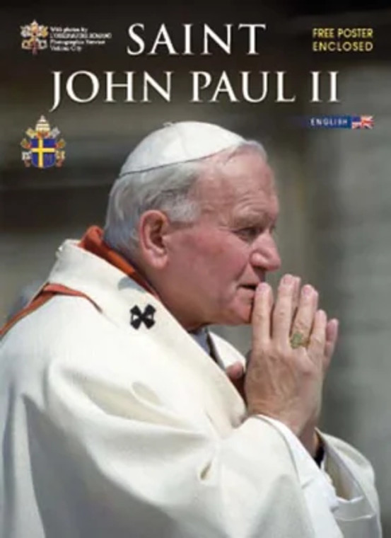 St. John Paul Two Picture Book