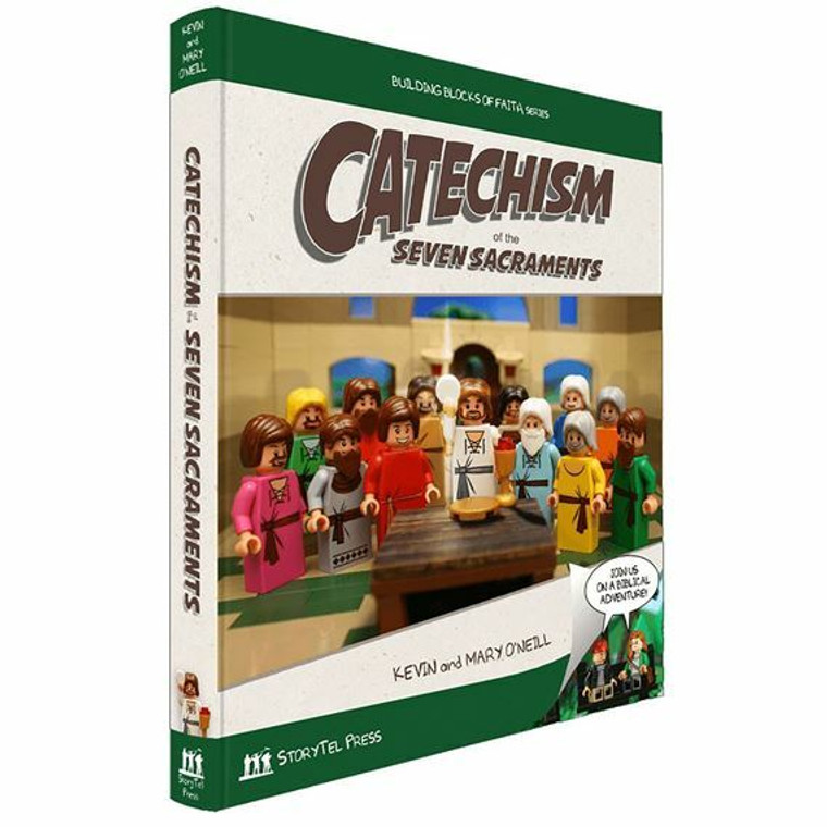 Lego Catechism of 7 Sacraments 8701