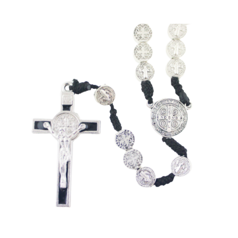 St. Benedict Medal Rosary