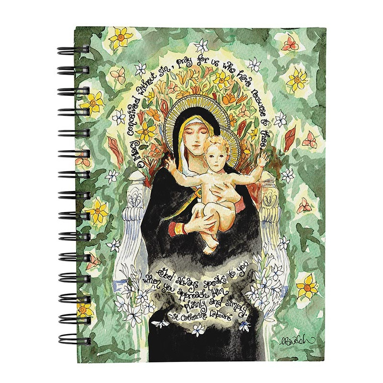 Our Lady of the Lilies Journal