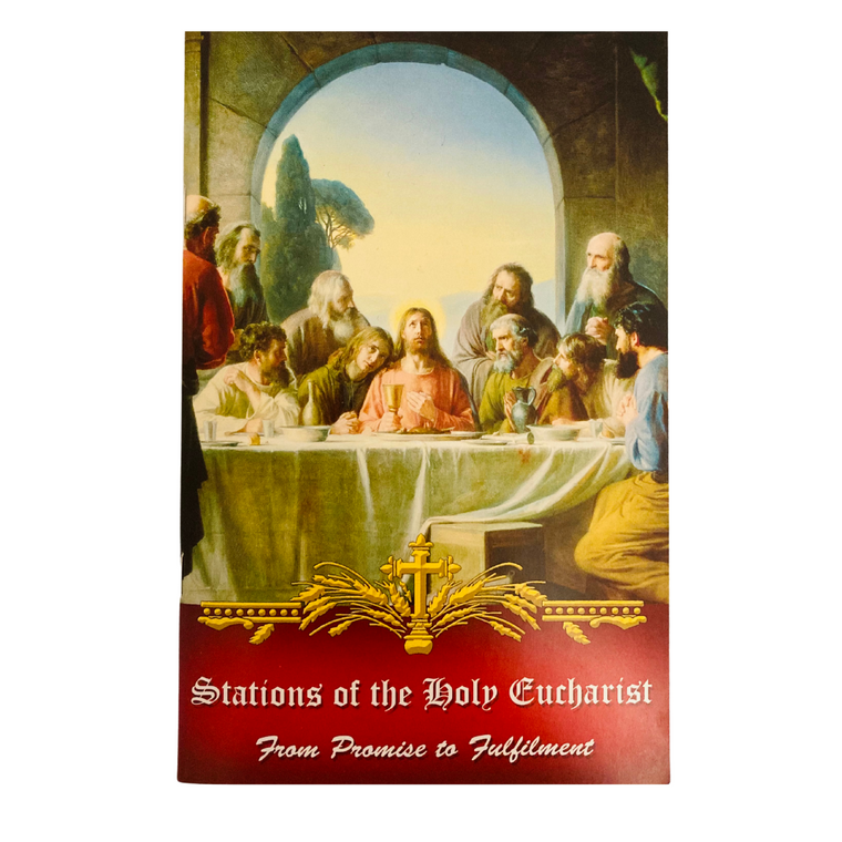 Stations of the Eucharist (English)