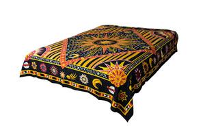 Solar Planets Mandala Tapestry Bohemian Wall Hanging Throw Dorm Decor