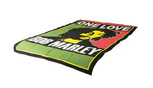 One Love Bob Marley Mandala Tapestry Bohemian Wall Hanging Throw Dorm Decor