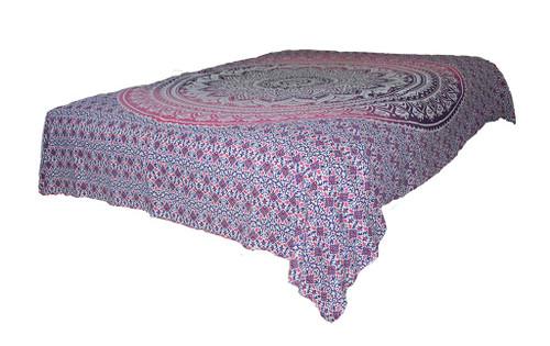Hippie Mandala Tapestry Ombre Bohemian Wall Hanging Throw Dorm Decor