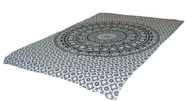 Typical Psychedelic Mandala Tapestry Bohemian Wall Hanging Throw Dorm Decor