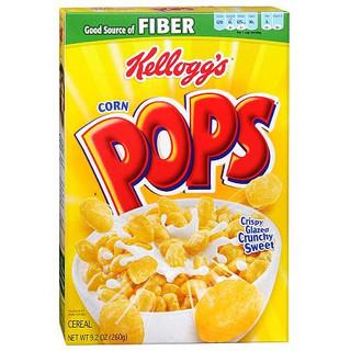Kellogg's Corn Pops Cereal USA 283g