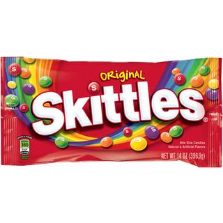 SKITTLES - ORIGINAL Candies USA 61.5G bag