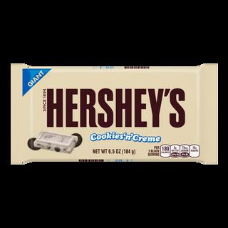 Hersheys Cookies n Creme Giant Bar 184g